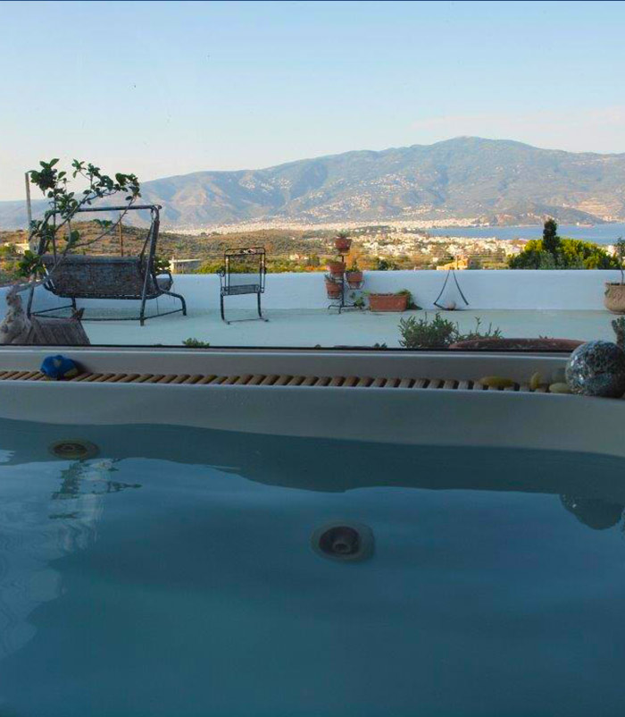 Pelion holiday home