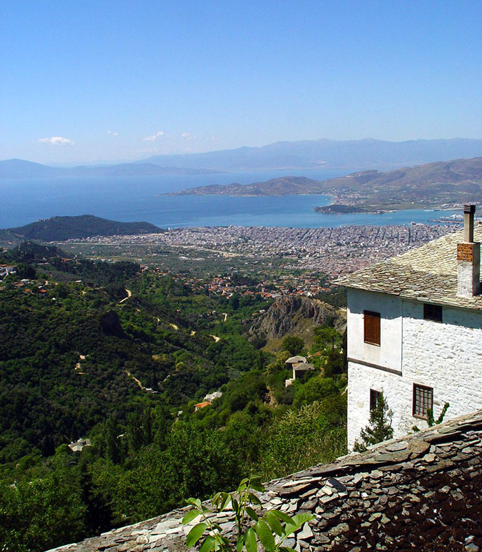 Volos and Pelion